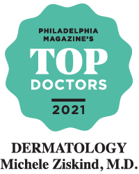 Simplicity by Michele selected Philadelphia Magazine's Top Doctors 2021